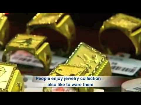 The Chinese market requires a lot of jewelry and luxury