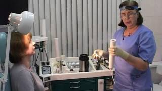 Криотерапия миндалин и носа в клинике Доктор озон Москва