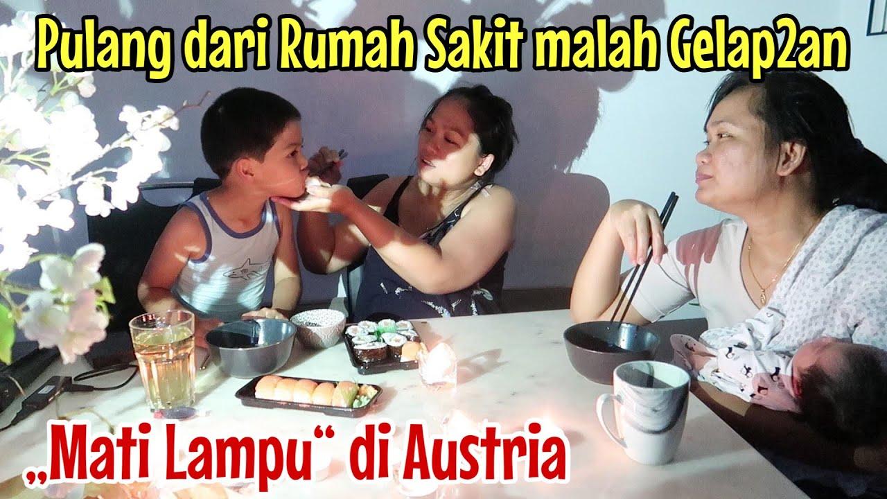MALAM PERTAMA DI RUMAH MALAH MATI LAMPU.!