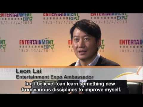 Leon Lai: Casting Hong Kong's Showbiz Role