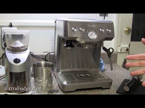 How To Replace A Clogged Water Tube On A Breville Bes86