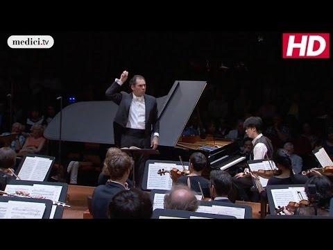 Kotaro Fukuma - Concerto For Piano No. 2 - Brahms