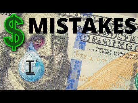 TOP 10 INVESTING MISTAKES to AVOID! | OOOOPS!