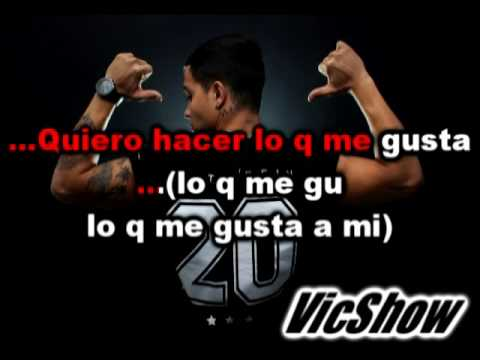 Karaoke Sixto Rein - Lo que Me Gusta DEMO!!