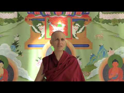 Stages of the Path # 62, Refuge ngondro Pt. 11 (meditation topics)
