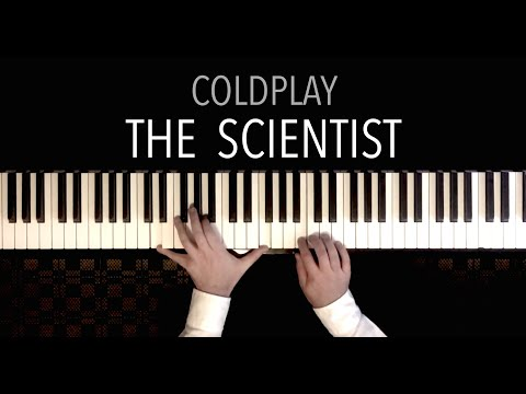 Coldplay - THE SCIENTIST  Piano Cover