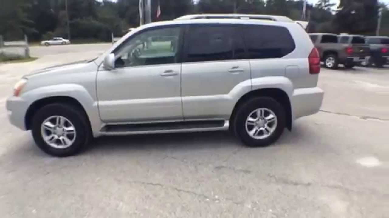 2003 lexus gx470 for sale review marchant chevy charleston car videos youtube. Black Bedroom Furniture Sets. Home Design Ideas