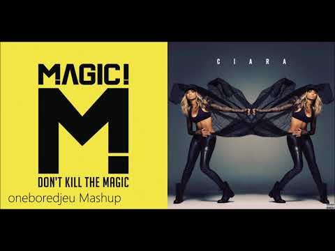 I'm Rude - MAGIC! vs. Ciara feat. Nicki Minaj (Mashup)