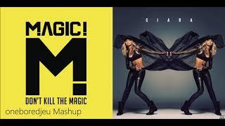 Gambar cover I'm Rude - MAGIC! vs. Ciara feat. Nicki Minaj (Mashup)