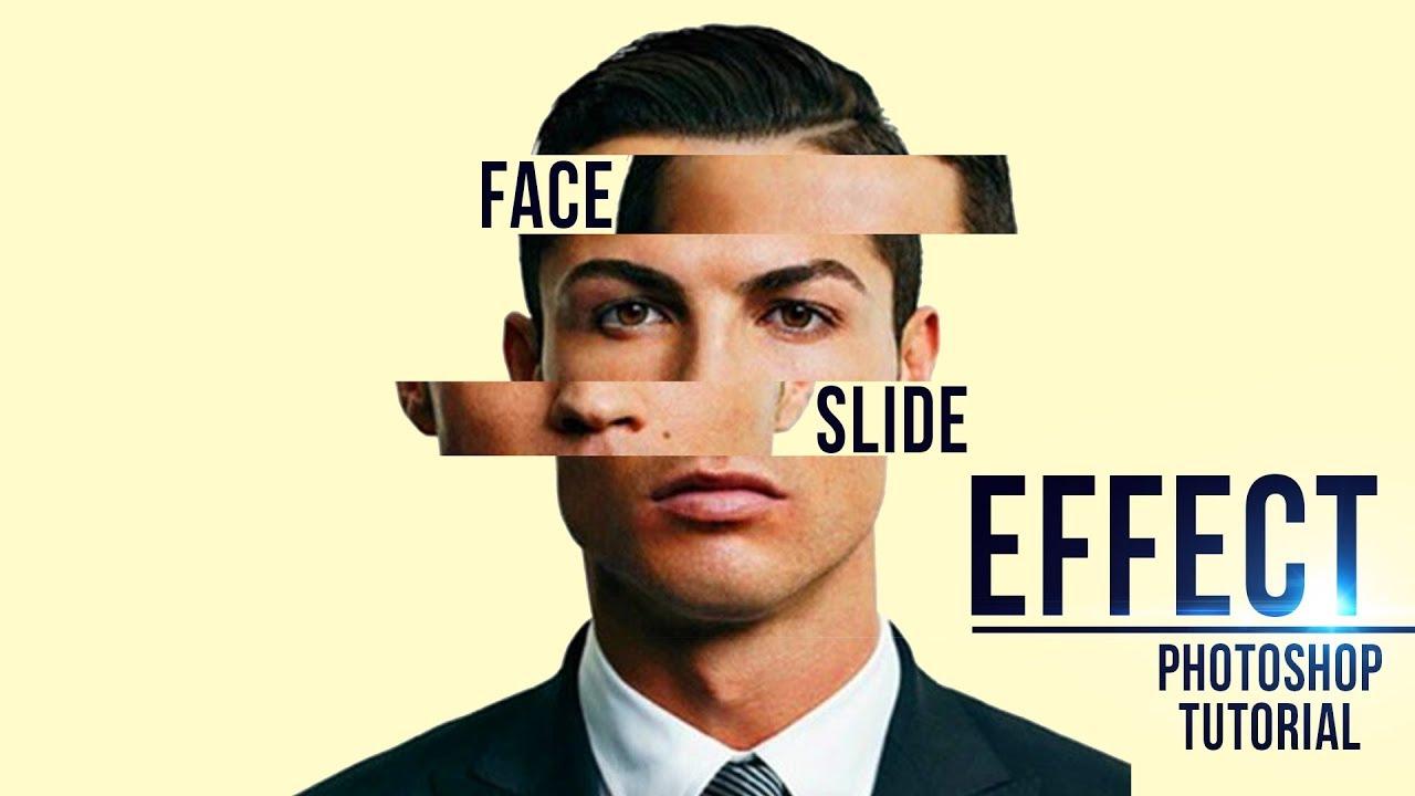 Epic Face Slide Effect | Photoshop Tutorial
