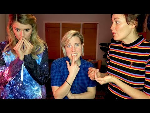 Download Youtube: Charades Against Humanity ft. Mamrie Hart and Grace Helbig!