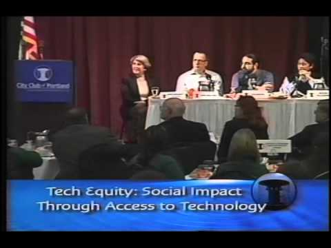 Tech Equity: Social Impact through Access to Technology