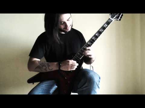 EVAN K - Firewind - Wall Of Sound (Solo Cover)