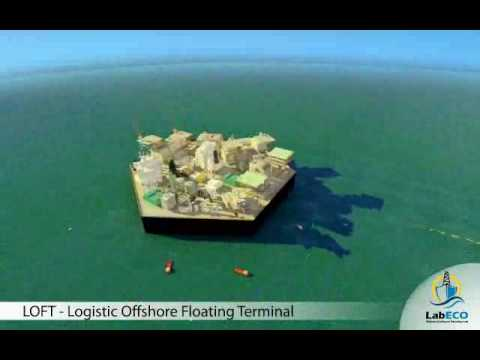 LOFT - Logistic Offshore Floating Terminal