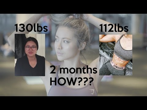 how-to-lose-weight-fast⎜15lbs-in-2-months⎜diet&exercise⎜fashiontech-blogger-yarina-tips