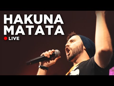 HAKUNA MATATA (Disney's 'The Lion King') Jonathan Young & Caleb Hyles LIVE