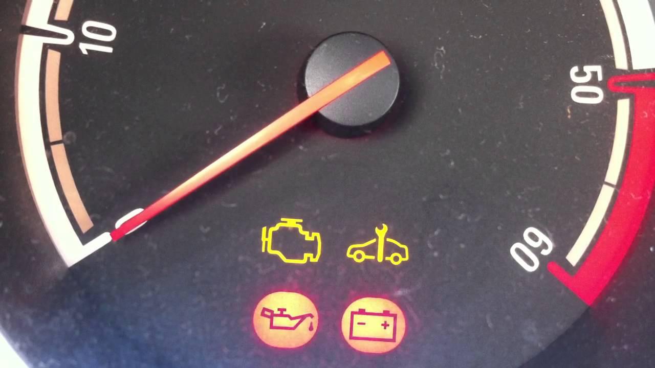 Code Erreur Opel Corsa D Youtube