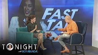 TWBA: Fast talk with Alex Gonzaga