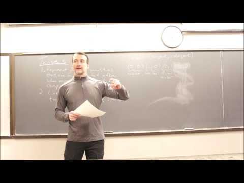 General Relativity Topic 7: Tensors