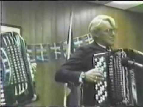 Walter Eriksson Och Hasse Tellemar - Home Video - Accordion - Dragspel - Scandinavian Music