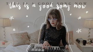turning a boring 2012 song into an alt-pop song
