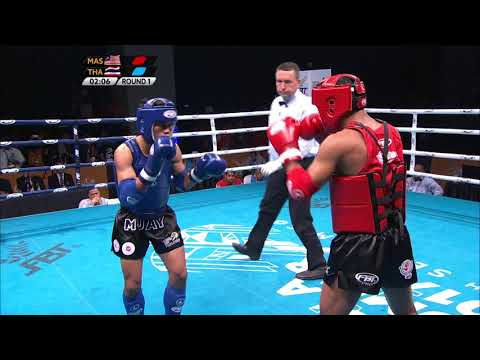 KL2017 29th SEA Games | Muay - 51-54kg FINALS - MAS 🇲🇾 vs THA 🇹🇭 | 29/08/2017