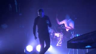 Hurts - Sandman (Live in Helsinki 02/11/13)