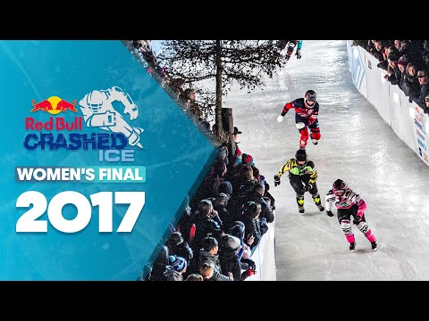 Crashed Ice Canada: Women's Final | Red Bull Crashed Ice 2017