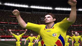 Romania World Cup Champions PES 2010 [El Grande Patch]