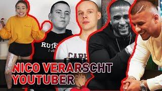 Abnehmen mit Bibi | Nico verarscht YouTuber | inscope21