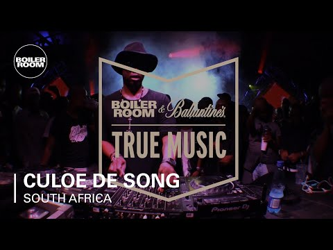 Culoe De Song Boiler Room & Ballantine's True Music South Africa DJ Set