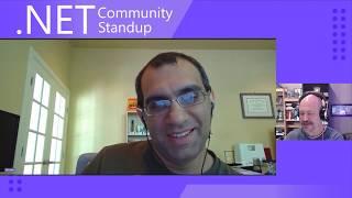 ASP.NET Community Standup - June 23, 2020 - Blazor Mobile Bindings (Eilon Lipton)