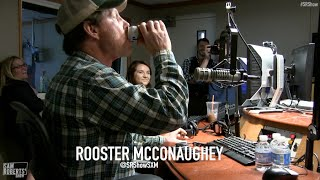 Rooster McConaughey - Matthew, Drinking, Kids names, Investing, etc - #SRShow