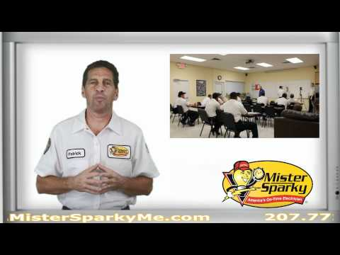 Mister Sparky - Electricians - Find a Career in Electrical - Portland Maine