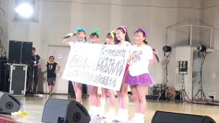 2017/07/22(土)たこやきレインボー(たこ虹) ファンミーティング 「虹家...