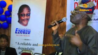 "GOLDMYNETV: ""MEDIA RIGHTS AGENDA"" IN COLLABORATION WITH UNIVERSITY OF LAGOS STUDENT UNION"