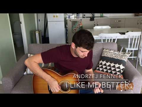 LAUV - I Like Me Better (Andrzej Fenner Acoustic Cover)