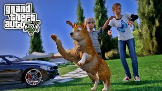WIR HOLEN UNS EINEN HUND! 🐕 - GTA 5 Real Life Mod