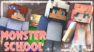 Monster School | Minecraft Roleplay |