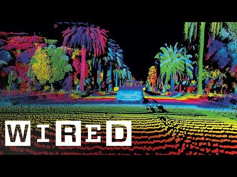 New LiDAR: Driverless cars are about to get a whole lot better at seeing the world | WIRED Originals