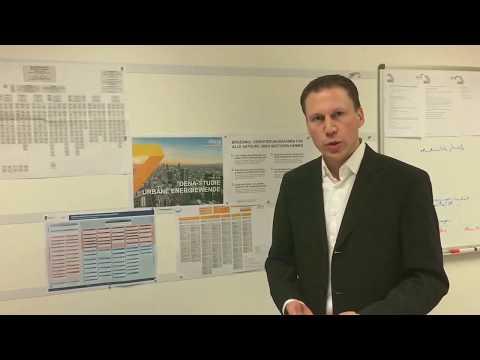 Studie Urbane Energiewende: dena sucht Partner