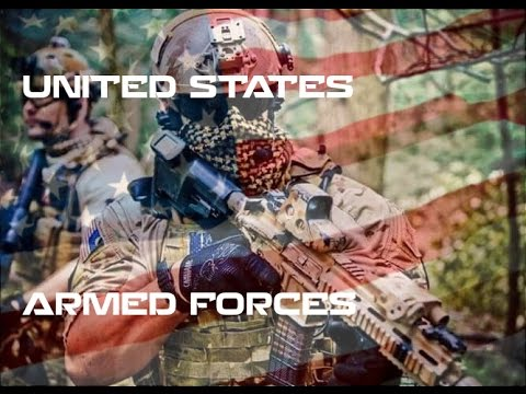 United States Armed Forces • 2017 • U.SMilitaryPower 4K