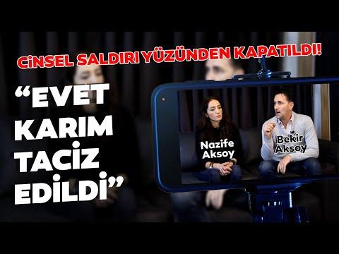 Tacize uğrayan Nazife Aksoy'un eşi Bekir Aksoy: İlk defa cinsel saldırı yüzünden kapatıldı...