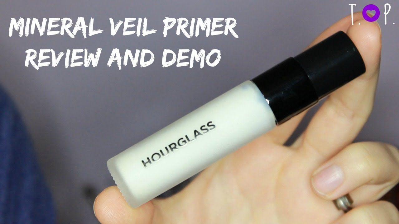 Veil Mineral Primer by Hourglass #20