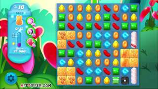 Candy Crush Soda Saga Level 1489 - No Boosters