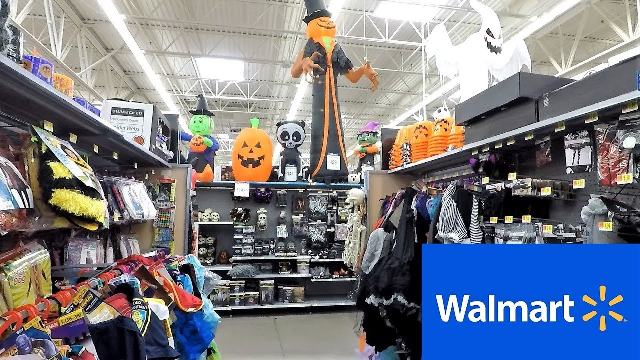 Walmart Halloween 2018 Section Halloween Costumes Masks