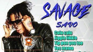 Savage Savo - Whine To The Beat [Fat Friday Riddim] July 2017
