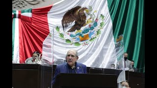 Dip. Pablo Gómez (MORENA) - A Favor de la Miscelánea Fiscal