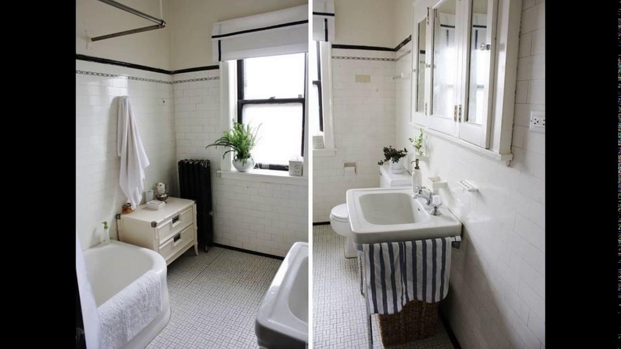 1920's bathroom tile designs - YouTube