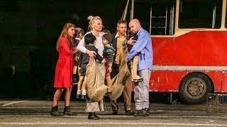 'Silence - Cisza w Troi' - Teatr Biuro Podróży